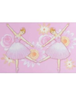 Ballerina Music Jewelry Box with Melody is